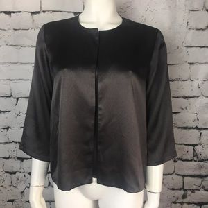 Eileen Fisher Tank Top with Jacket Set Sz S